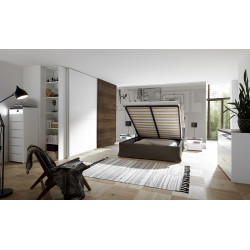 Кровать 160*200 ALPACA Amalti с подъемным механизмом