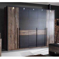 Шкаф 5-ти створчатый Bellevue