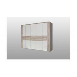 Шкаф 5-ти створчатый без подсветки Rondino