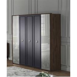 Шкаф 5- дверный New