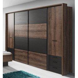 Шкаф комбинированный Baveno
