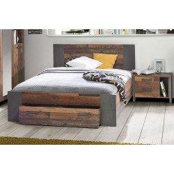 Кровать 120*200 с ящиком Clif