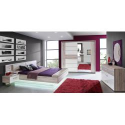 Кровать 140*190 с банкеткой Dolce