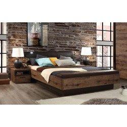 Кровать 160*200 с банкеткой Jacky