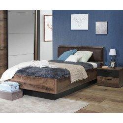 Кровать 120*200 без банкетки Jacky