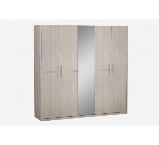 Шкаф 5-ти створчатый Kream