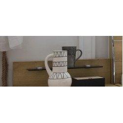 Полка прикроватная Latte
