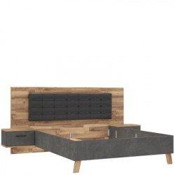 Кровать 180*200 на ножках Ricciano