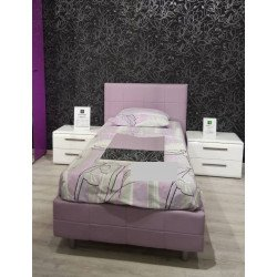 Кровать 120*195 с бельевым ящиком Smart