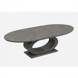 Стол обеденный 220-260 Grey